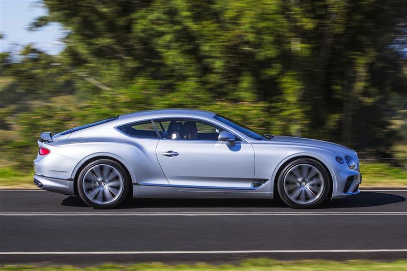 Bentley Car Wallpaper >> 2019 Bentley Continental GT Image. Photo 38 of 59