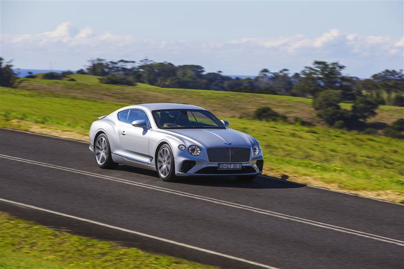 Bentley Car Wallpaper >> 2019 Bentley Continental GT Image. Photo 36 of 59