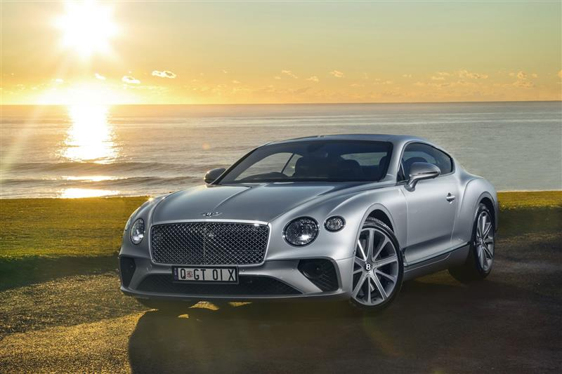Bentley Car Wallpaper >> 2019 Bentley Continental GT Image. Photo 31 of 59