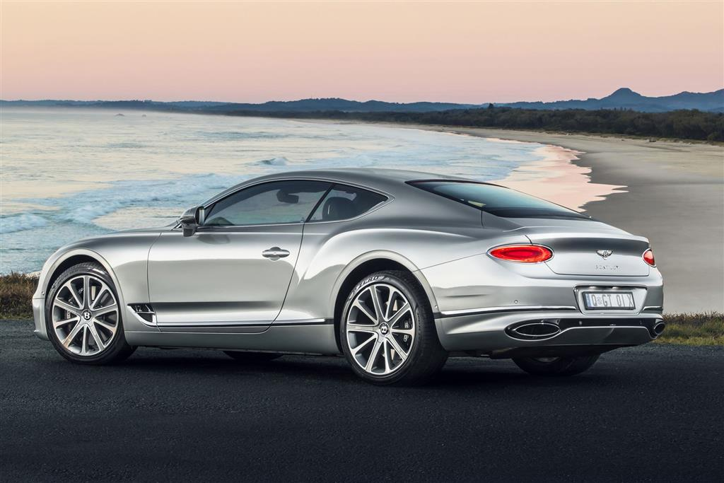 Bentley Continental GT pictures and wallpaper