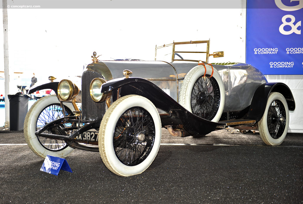 Harrison Auto Sales >> 1921 Bentley 3 Liter History, Pictures, Value, Auction Sales, Research and News