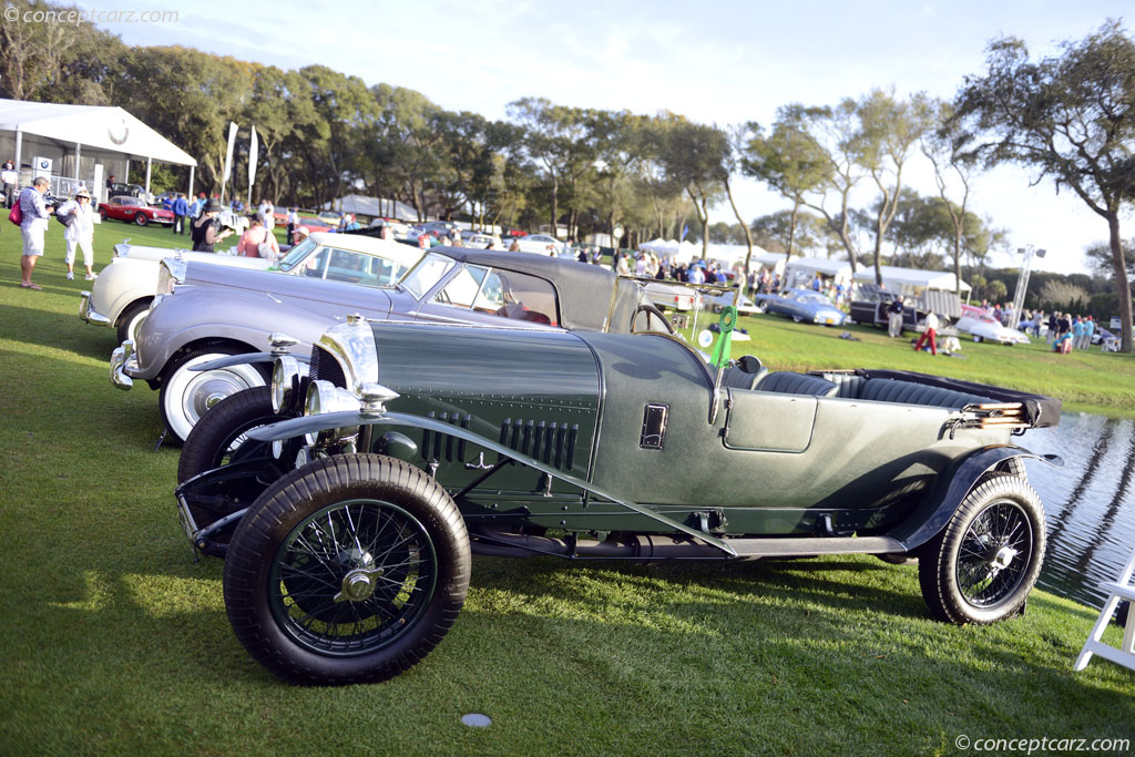 Bentley Car Wallpaper >> 1924 Bentley 3-Litre Image. Chassis number 564. Photo 23 of 112