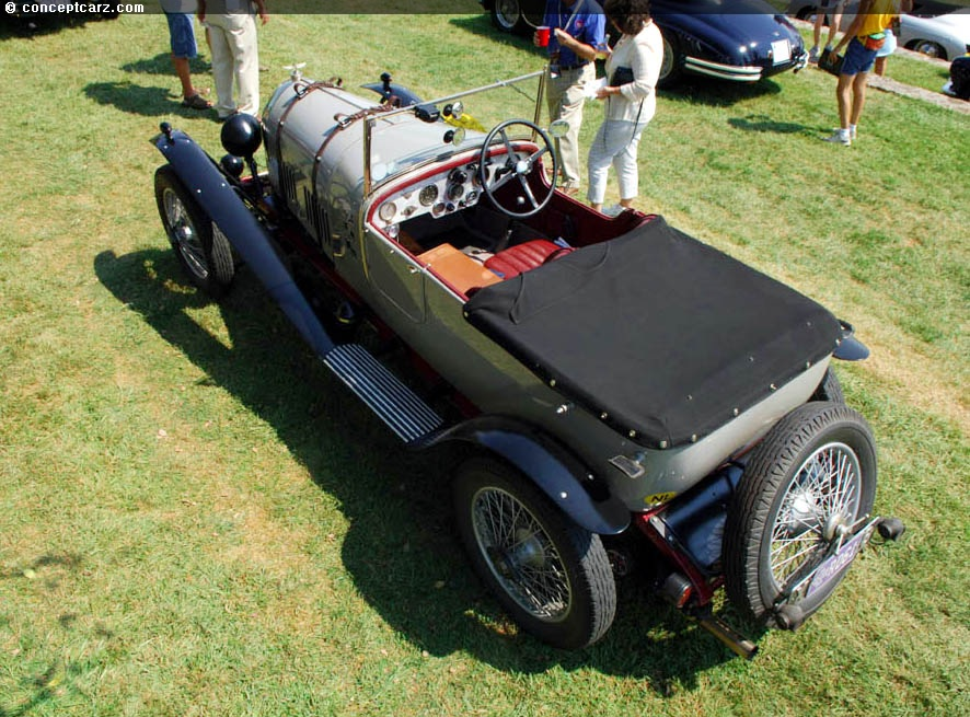 Auction Results and Sales Data for 1924 Bentley 3-Litre