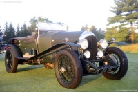 1924 Bentley 3 Litre.  Chassis number 532
