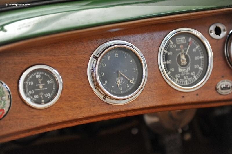 1925 Bentley 3 Litre