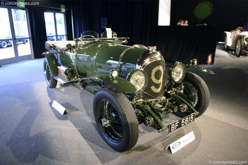1926 Bentley 4.5 Liter