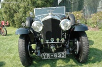 1926 Bentley 6.5 Litre.  Chassis number TB2542