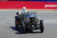 1927 Bentley 4.5 Liter image.