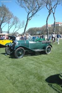 1928 Bentley 3-Litre Red Label Speed Model