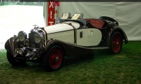 1927 Bentley Speed Six Markham
