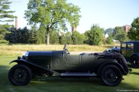 1928 Bentley 4.5 Litre.  Chassis number PM3259