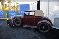 1928 Bentley 4.5 Litre.  Chassis number XR3347