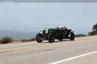 Bentley 4½ Litre Tourer