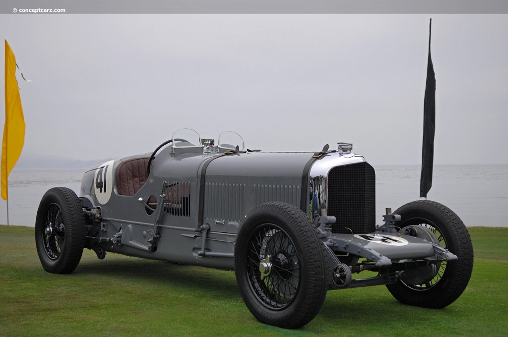 Auction Results and Sales Data for 1929 Bentley 6½-Liter