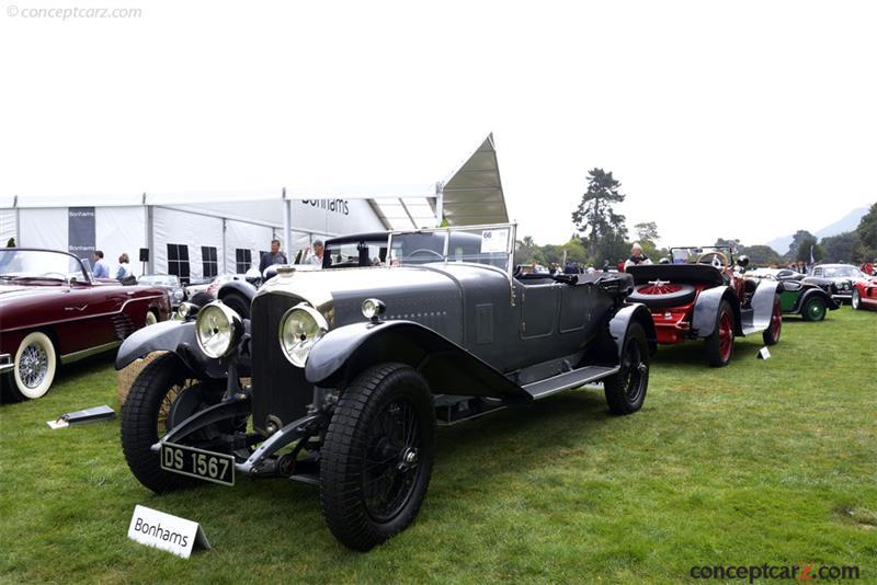 1929 Bentley 4.5 Litre