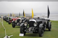 1929 Bentley 4.5 Litre image.