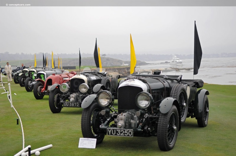 Bentley 4.5 Litre pictures and wallpaper