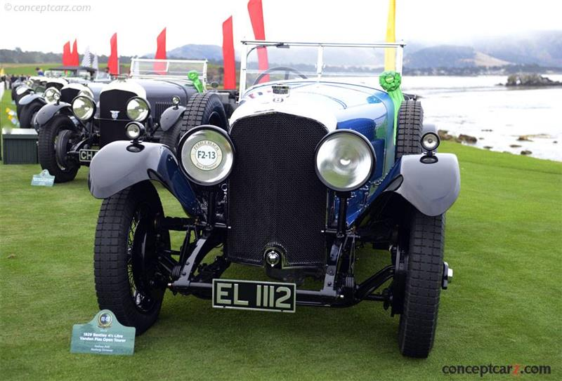 1929 Bentley 4.5 Litre
