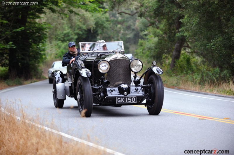 1930 Bentley 4 5 Liter Supercharged Image  Chassis number 3918
