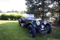 1930 Bentley Speed Six.  Chassis number NH2730