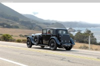 Vintage Bentley - 8 Litre Cars
