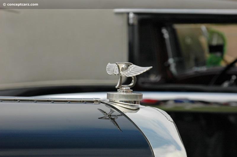 1930 Bentley Speed Six