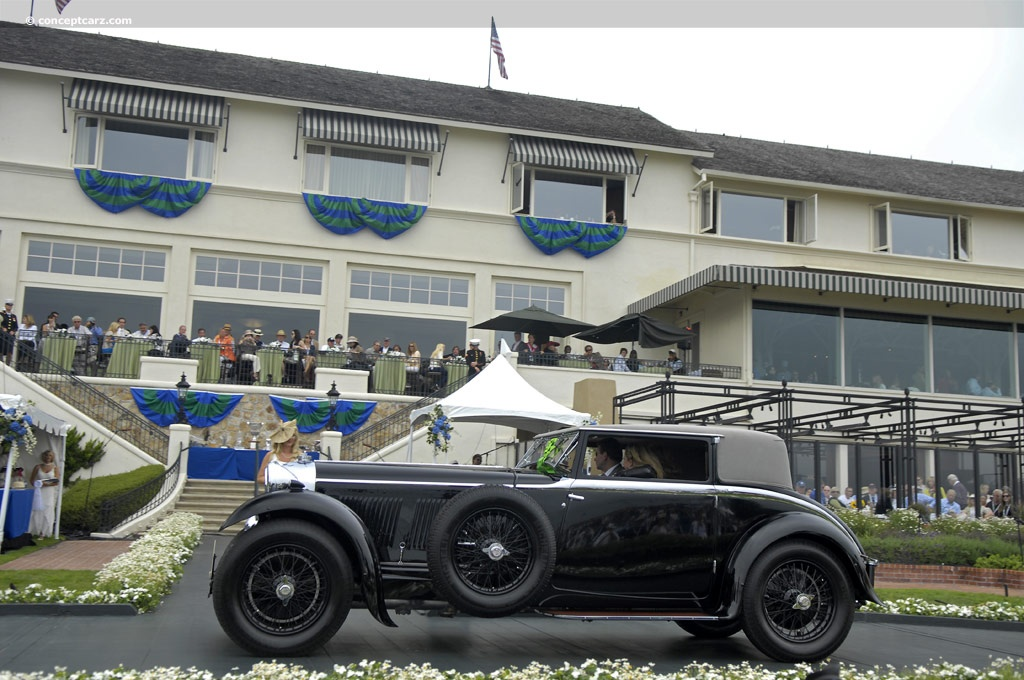 Auction Results and Sales Data for 1930 Bentley Speed Six