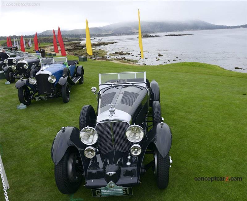 1930 Bentley 4 5 Liter Supercharged | conceptcarz com