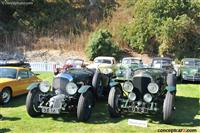 1930 Bentley Speed Six.  Chassis number SB 2754