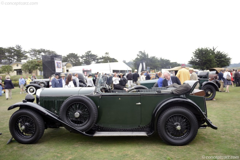 1931 Bentley 4 Litre