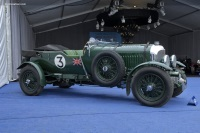 1931 Bentley 4.5-Liter Blower image.