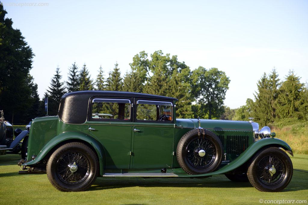 1931 Bentley 8 Liter Image Photo 41 Of 244