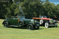 1931 Bentley 8-Liter image.