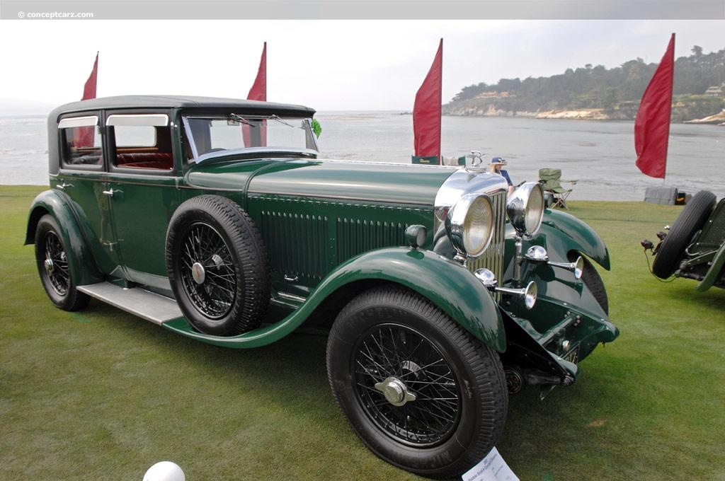 1931 Bentley 8 Liter Image