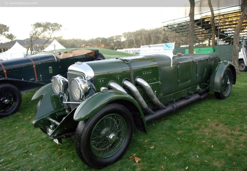 1931 Bentley 8 Liter Image Photo 209 Of 246