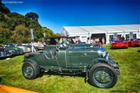1931 Bentley 4.5-Liter.  Chassis number MS 3942