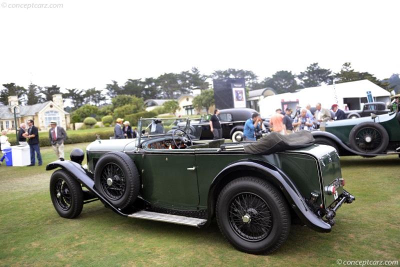1931 Bentley 4 Litre