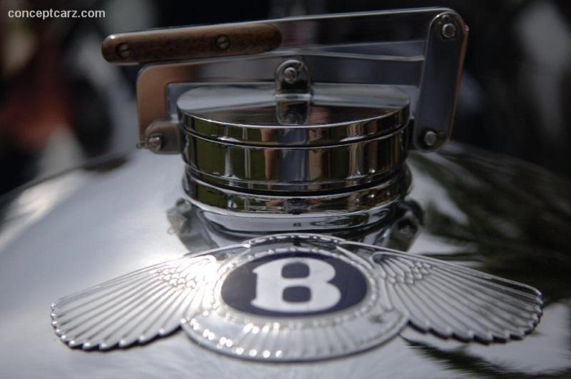 1931 Bentley 8-Liter