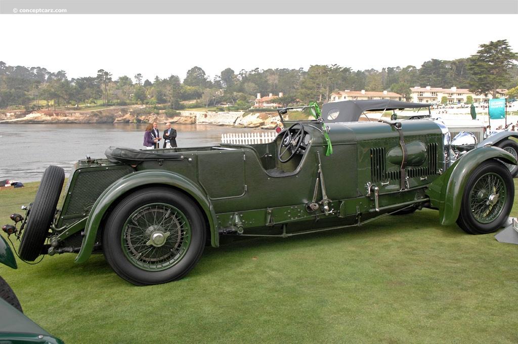 1931 Bentley 8 Liter Image Photo 91 Of 246