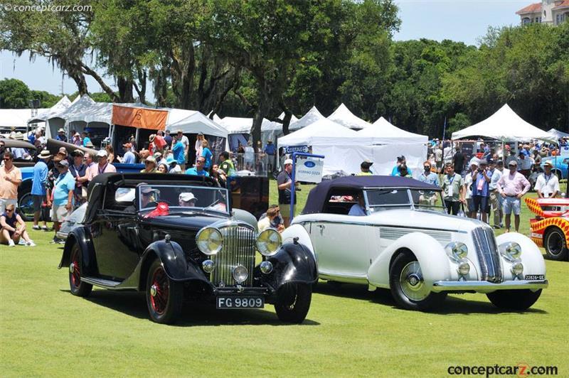 1934 Bentley 3.5-Liter