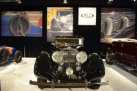 1936 Bentley 3.5 Liter.  Chassis number B111FC