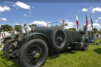 1936 Bentley 4½ Litre LeMans RC Series image.
