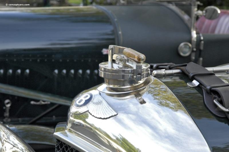 1936 Bentley 4½ Litre LeMans RC Series