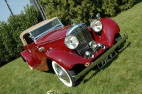 1936 Bentley 3.5 Liter.  Chassis number J519