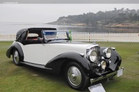 1937 Bentley 4¼ Liter image.