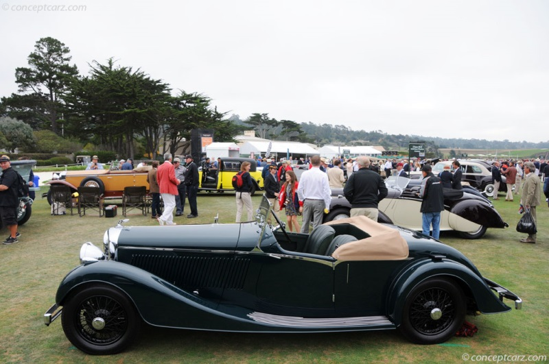 Chassis B 42 Kt 1937 Bentley 4 188 Liter Chassis Information