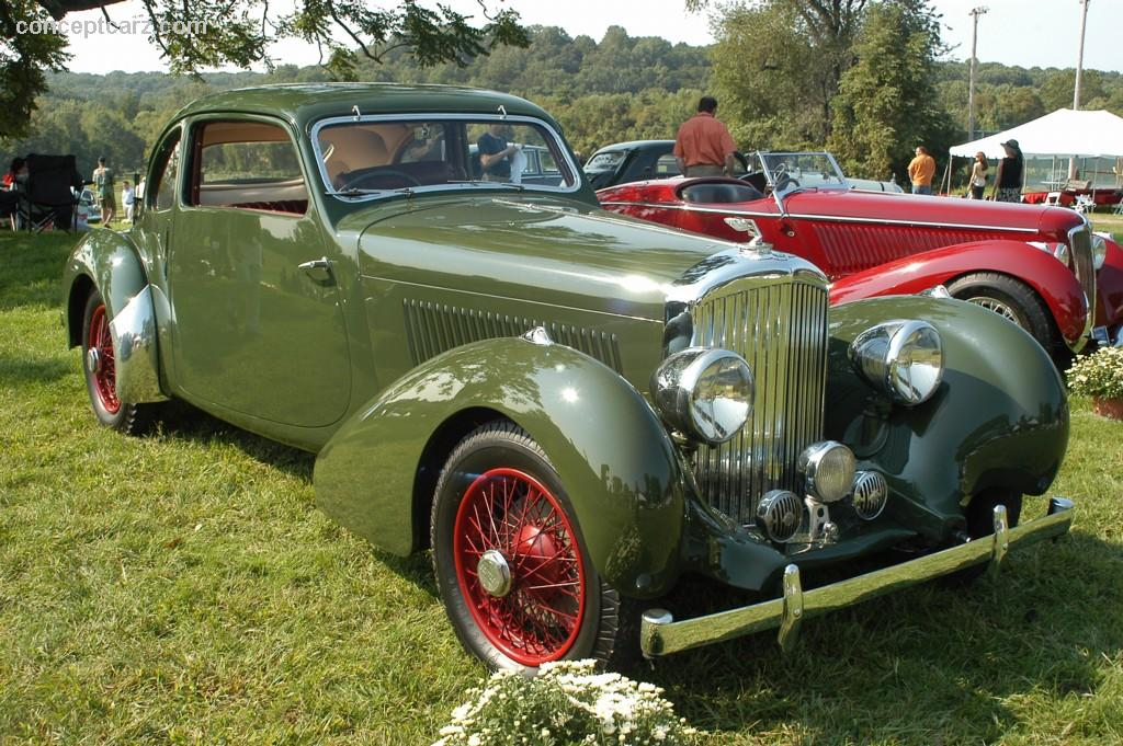 1938 Bentley 4.5-Liter