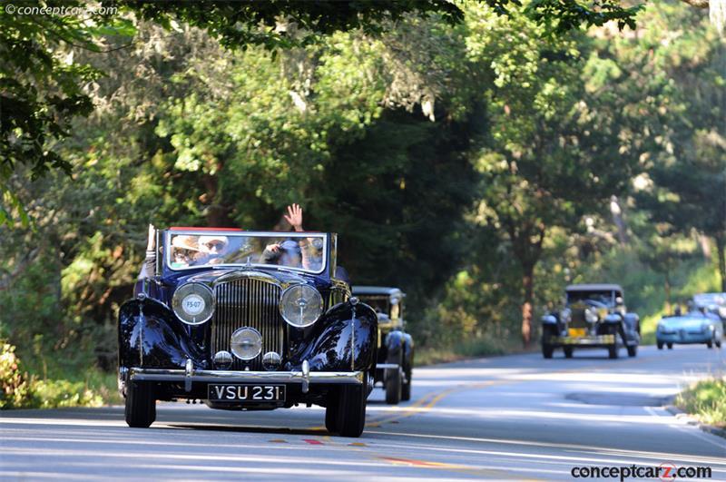 1939 Bentley 4¼ Liter