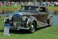 1947 Bentley Mark VI