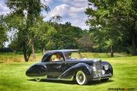 1947 Bentley Mark VI.  Chassis number B 9AJ